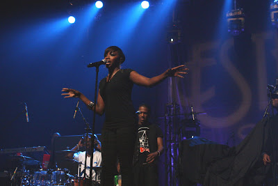 Estelle Estelle at the Congress Theater 10/24