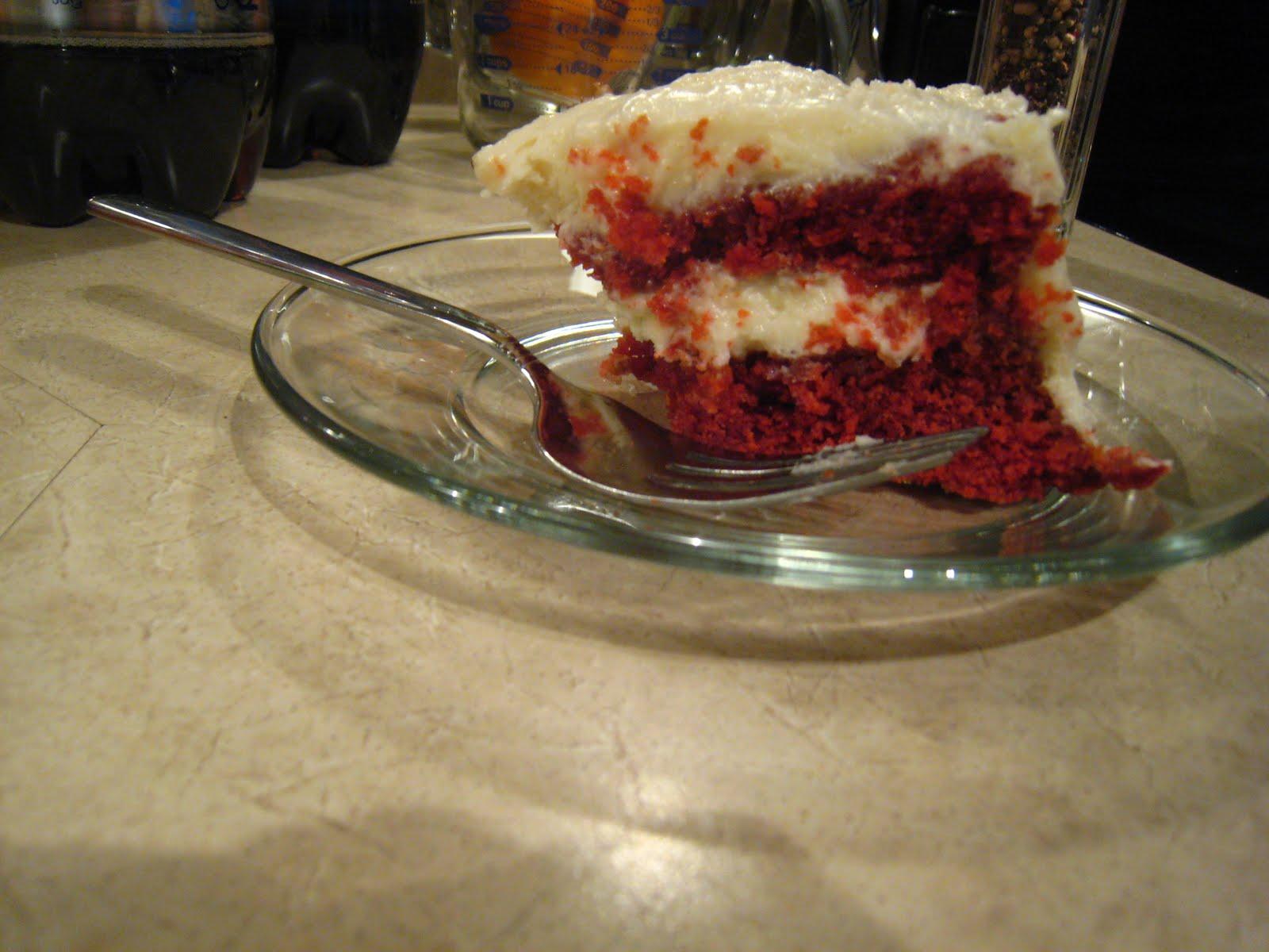 High Altitude Red Velvet Cake Recipe