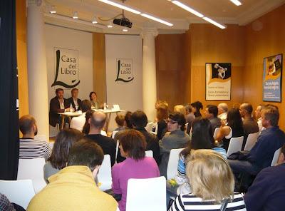 Casa del libro madrid septiembre 2009 - Casa del libro madrid horario ...