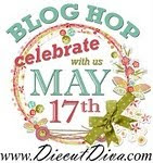 Die-cut-diva May blog hop