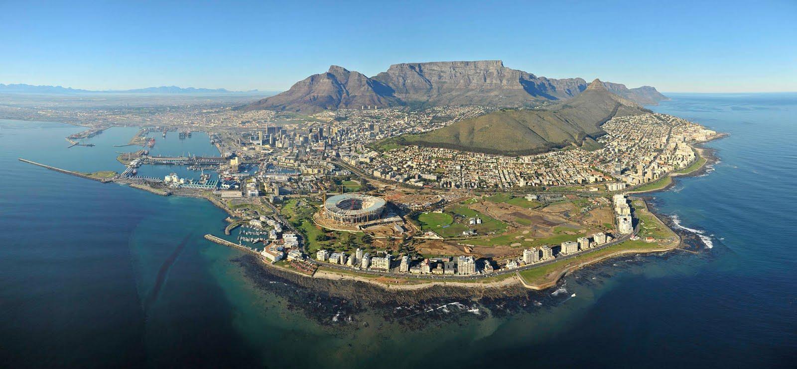 Güney Afrika Cumhuriyeti Uçak Bileti AL