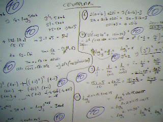 matematik yazılı kağıdı