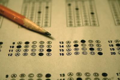 test cevap kağıdı