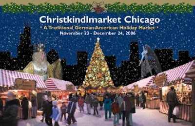 today was a fun day where i checked out the chicago holiday happenings downtown every year the christkindl market sets up shop near the city center and - Chicago Christmas Market