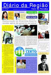 DIÁRIO DA REGIÃO O JORNAL DA NOSSA REGIÃO