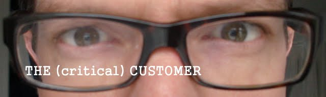 THE (critical) CUSTOMER