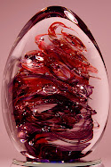 Glass Sculptures by David Patterson