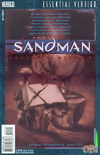 the story of sandman and the dreaming mind enkidu 'being' decentered in sandman: history,  that of the physical plane and that of the dreaming plane – where finally neither plane is the site of an originary .