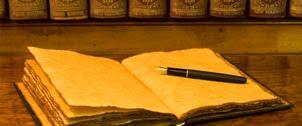 """""""Uma palavra escrita é semelhante a uma pérola."""""""
