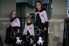 The Reed Sisters Halloween debut
