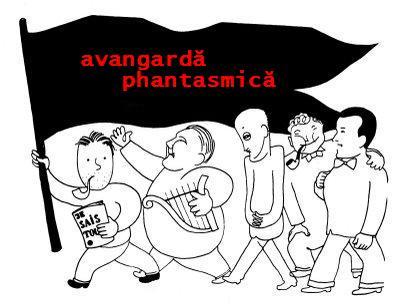avangardă phantasmică