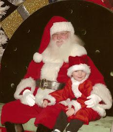 Santa meet Santa