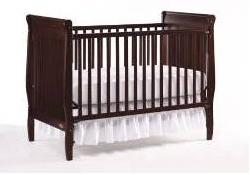 RECALL: 217,000 Graco®-Branded Drop Side Cribs Made by LaJobi Due to Entrapment and Suffocation Hazards
