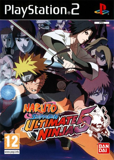 based on the NARUTO SHIPPUDEN anime, NARUTO Shippuden: Ultimate Ninja 5