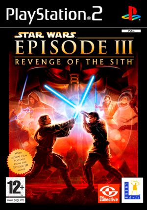 Star Wars Episode III: Revenge of the Sith PS2 PAL NTSC MULTI [MU / RS