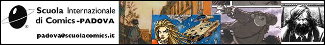 Padova Scuola Comics
