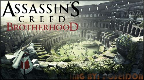 Categoria novidades games, Capa Notícia: Assassin's Creed: Brotherhood Bug