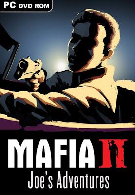 Categoria acao, Capa Download Mafia II Joe's Adventures (PC)