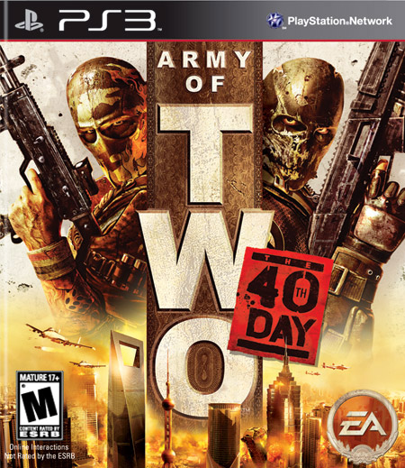 Army of Two The 40th Day PS3 Download Army of Two: The 40th Day – PS3
