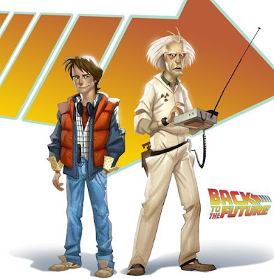 Categoria aventura, Capa Download Back to the Future: The Game (PC)