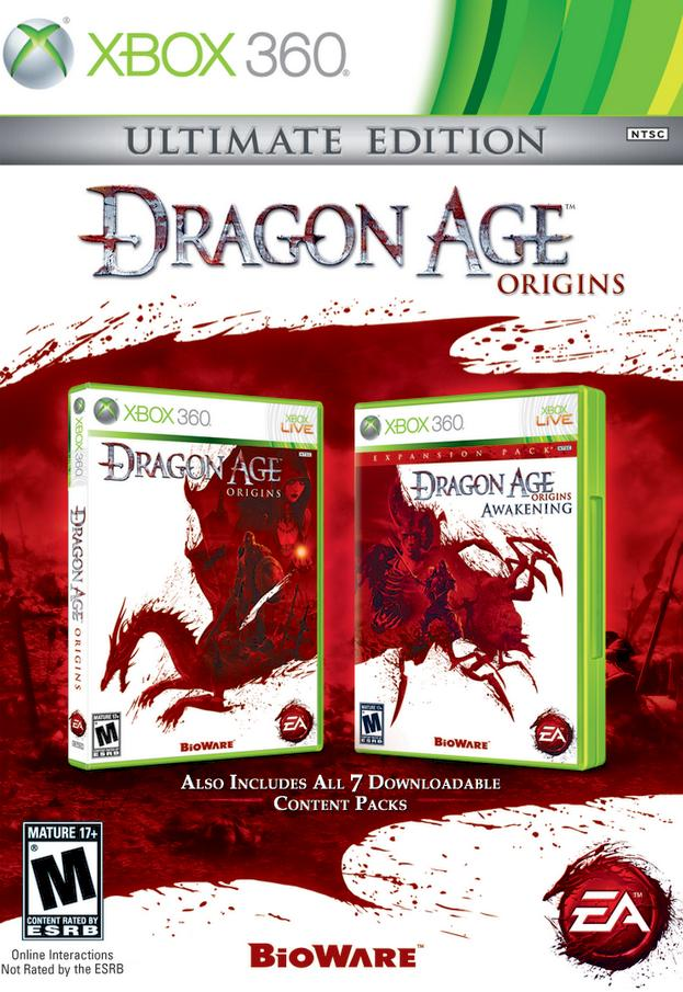 Dragon+Age+Origins+ +Ultimate+Edition Download Dragon Age Origins Ultimate Edition   Xbox 360 (Region Free)