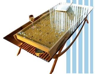 Interactive LED (Light Emitting Diode) Coffee Table 100,900.3 INR
