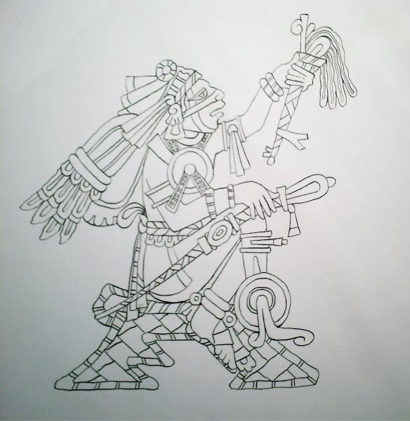 Tezcatlipoca, dios primordial