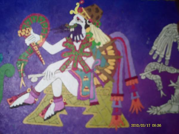 Quetzalcoatl-Hehecatl