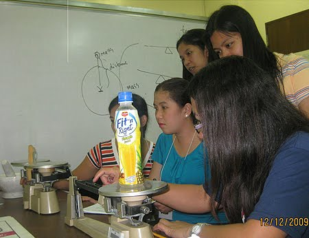 Training Program for Elementary School Science and Mathematics Teachers of the Lemery Special Science Elementary School - Phase 2