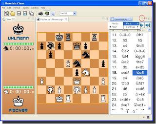 Haundrix Chess - elegant and functional chess program Haundrix3