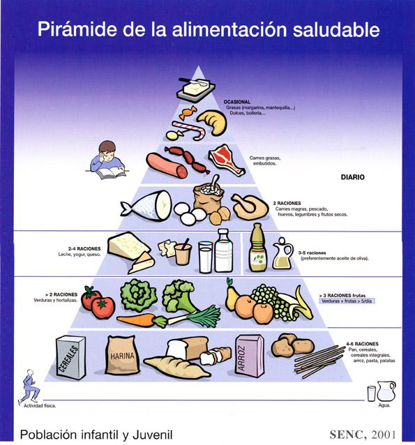 Dr george blog dieta y enfermedad cardiovascular la pir mide de la alimentaci n saludable - Piramide de la alimentacion saludable ...