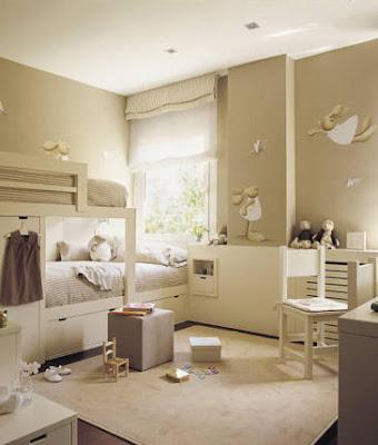 La campi a chic habitaciones infantiles - Imagenes de centros de estetica de lujo ...