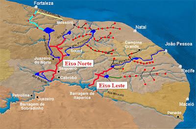 O Rio São Francisco e o Dilema da Transposição