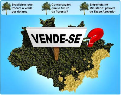 A Internacionalização da Amazôna