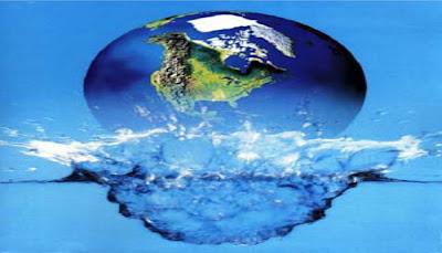 água, preservação, consciência