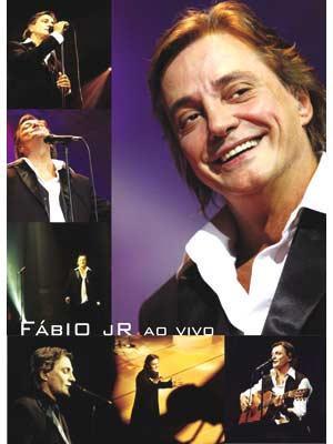 DVD Fábio Jr. - Ao Vivo