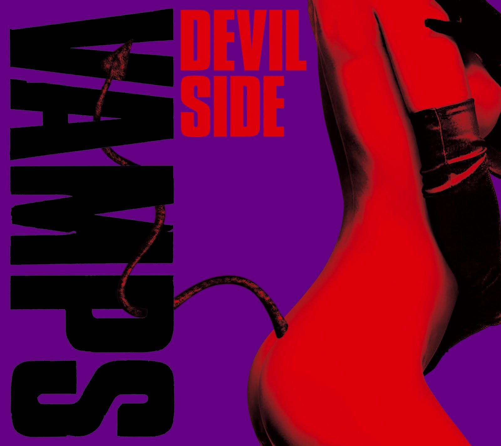 DEVIL SIDE VAMPS Cover