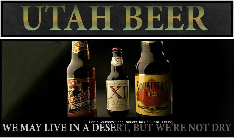 Utah Beer