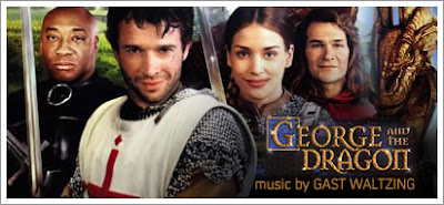George and the Dragon (Soundtrack) by Gast Waltzing