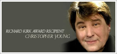 COMPOSER CHRISTOPHER YOUNG TO RECEIVE RICHARD KIRK AWARD<br />AT BMI FILM & TELEVISION AWARDS<br />