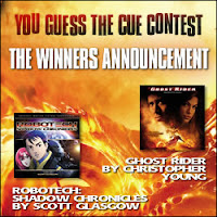 You Guess the Cue Contest Winners Announced!