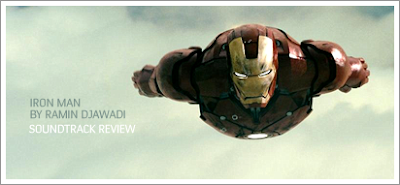 Iron Man (Soundtrack) by Ramin Djawadi Review