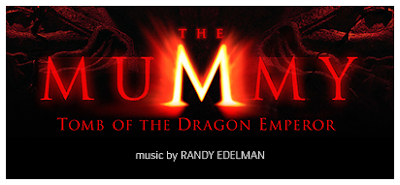 The Mummy: Tomb of the Dragon Emporer - Official Site Launched