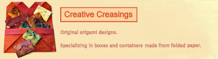 CREATIVE CREASINGS