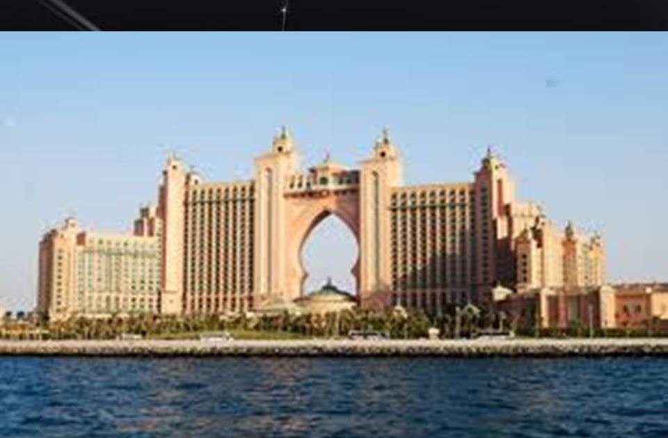 Beautiful cities of the world atlantis hotel in dubai for Beautiful hotels in dubai