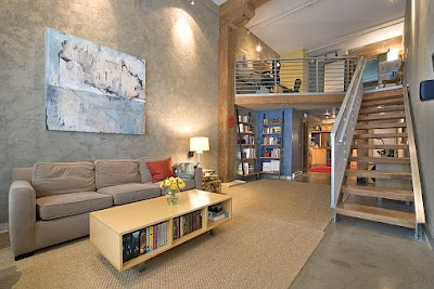 Loft Apartment Design Ideas Budget