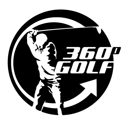 new detroit area golf pro logo alex m clark design and