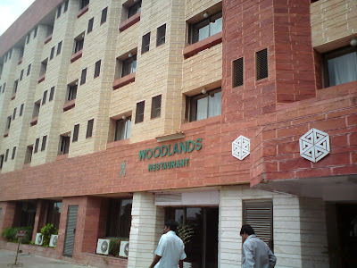 Woodlands Restaurant in Shirdi