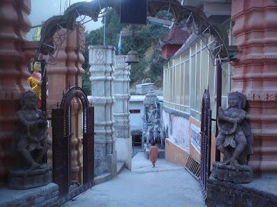 Pilot Baba Ashram - Enroute to Gangotri