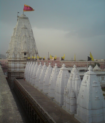 Rani Sati Dadi Temple in Jhunjhunu, Rajasthan